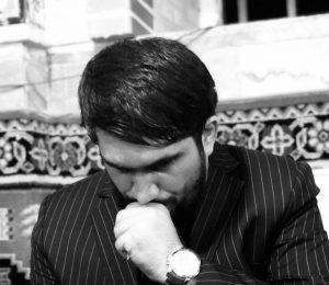 ای کربلانین ساقی عطشانی قارداش از محمد باقر منصوری